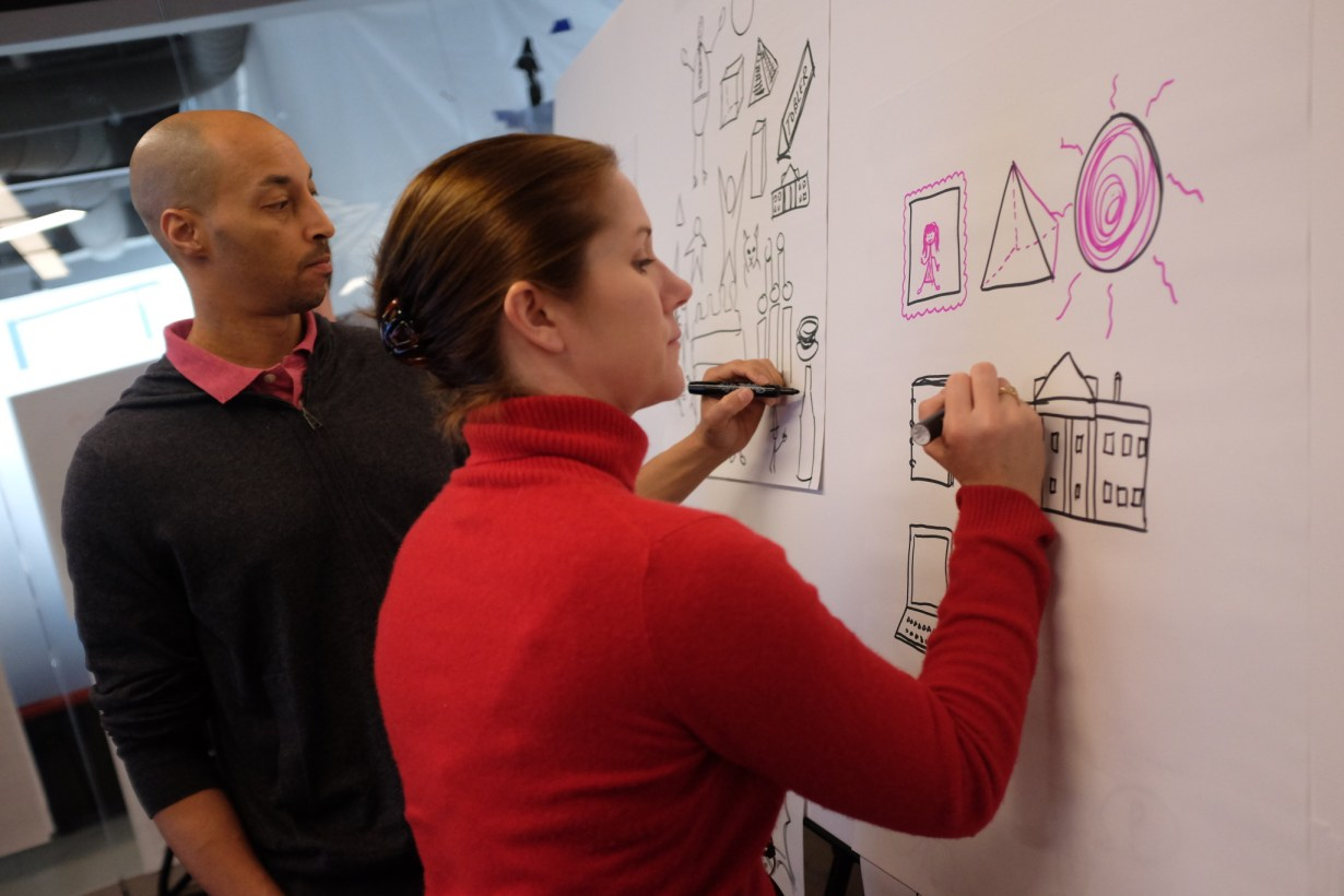 Tell a visual story with ImageThink's hands-on workshop
