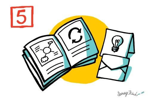 turn visual sketchnotes into lasting assets