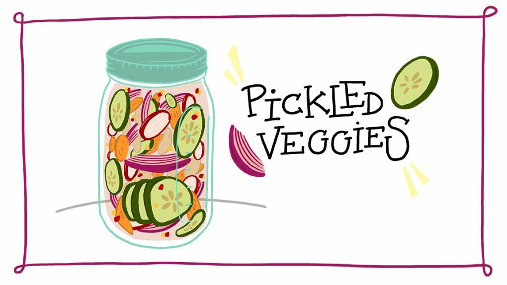 ImageThink's Quick Pickle Recipe from Quarantine