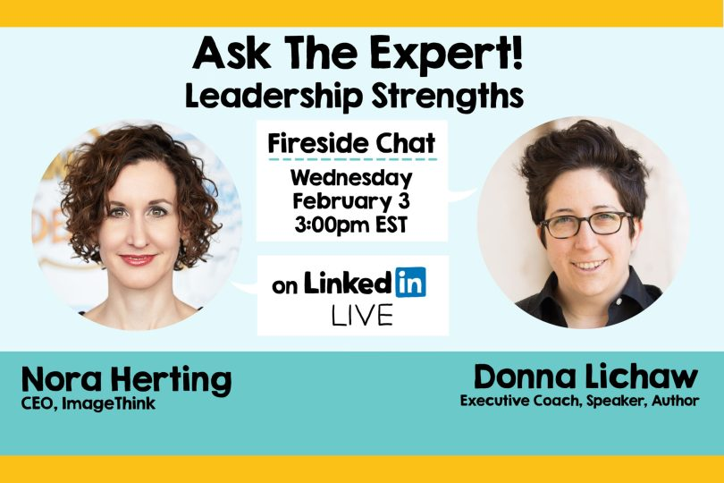 Nora Herting and Donna Lichaw on ASK THE EXPERT!