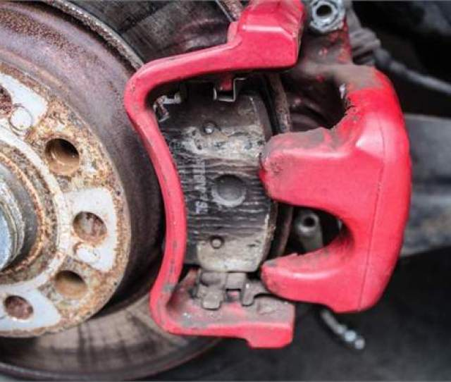 Project Gti Mk  Golf Rear Brake Disc And Pad Replacement Guide