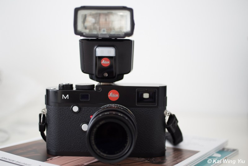 The Leica SF40 on the M (Typ 240)