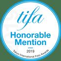 Tokyo International Foto Awards - Honorable Mention winner