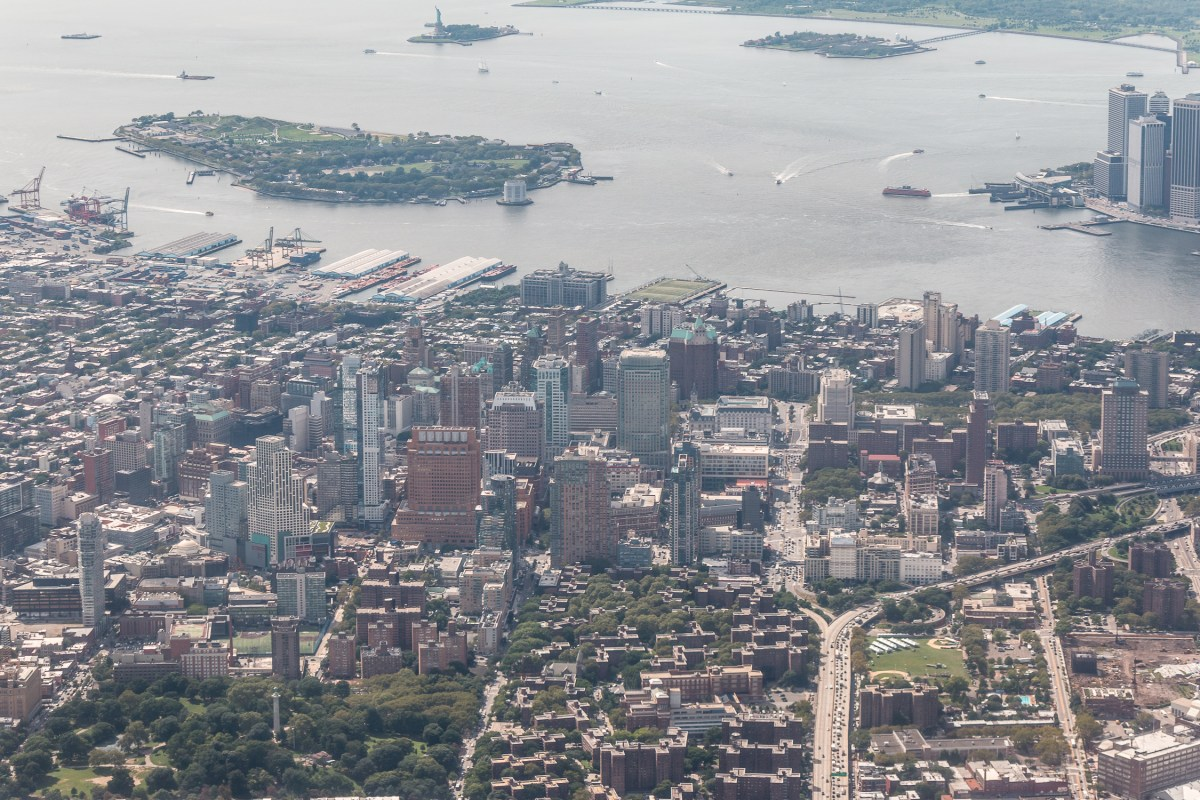 New York – The Journey Begins
