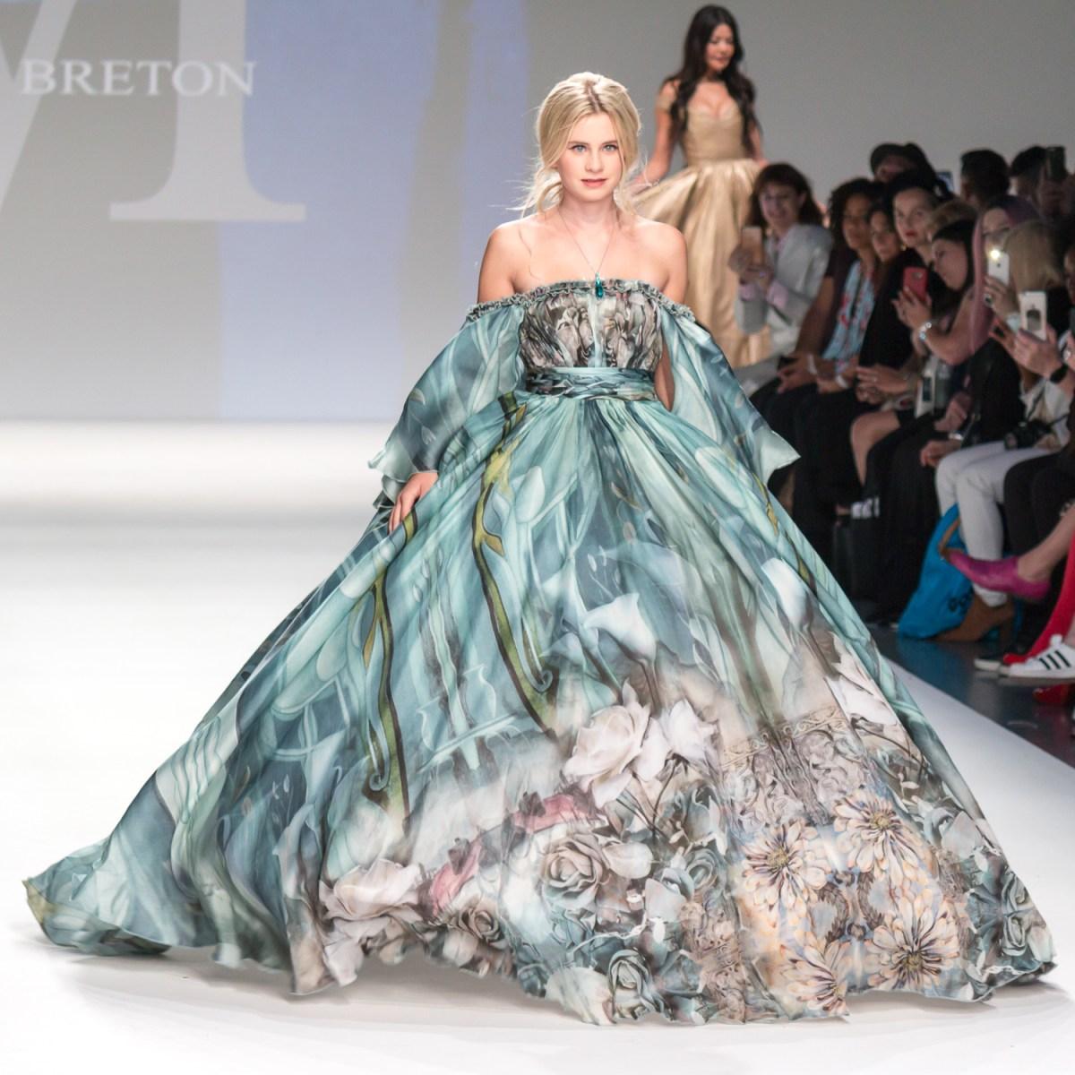 Malan Breton Opens StyleFWNY