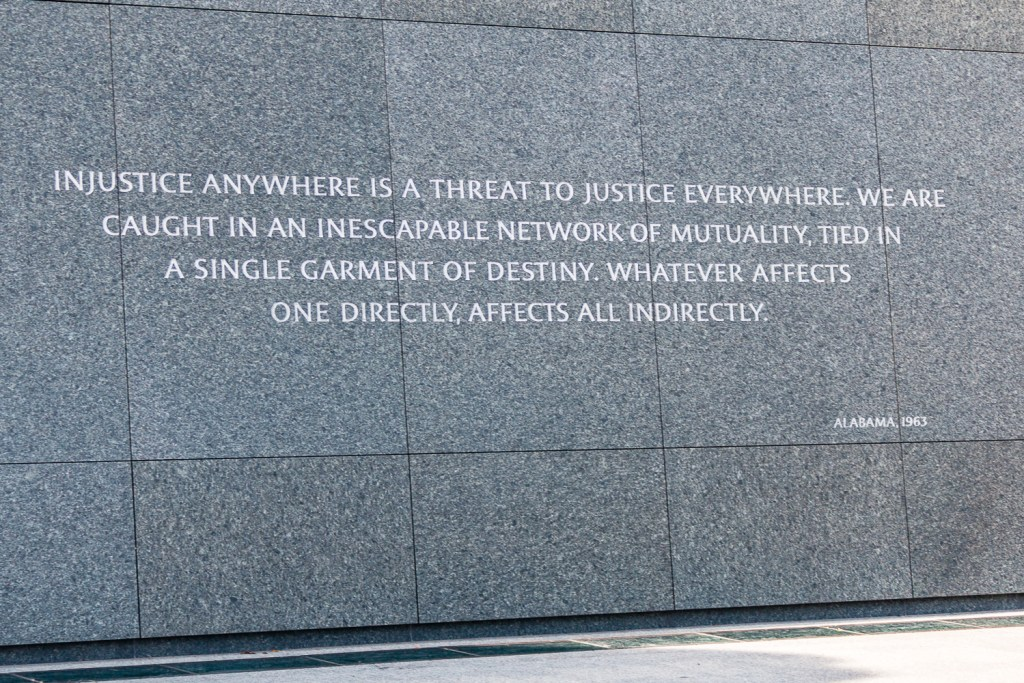 Quote from MLK