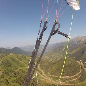 Stages parapente