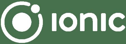 Logo de Ionic Framework