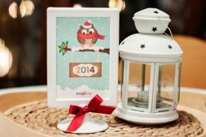 Calendario DIY 2014