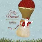 SANTA IS COMING!!! Feliz Navidad