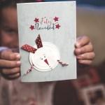 DIY Felicitación de Navidad