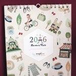 Calendario DIY 2016