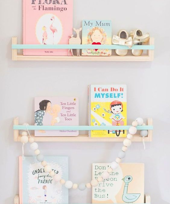 cuentos decoración infantil inspiracion