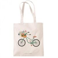 Bolsa de tela Bicicleta