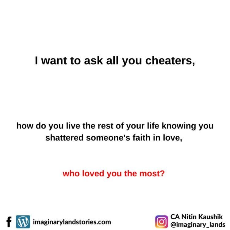 Who Loved You The Most 1