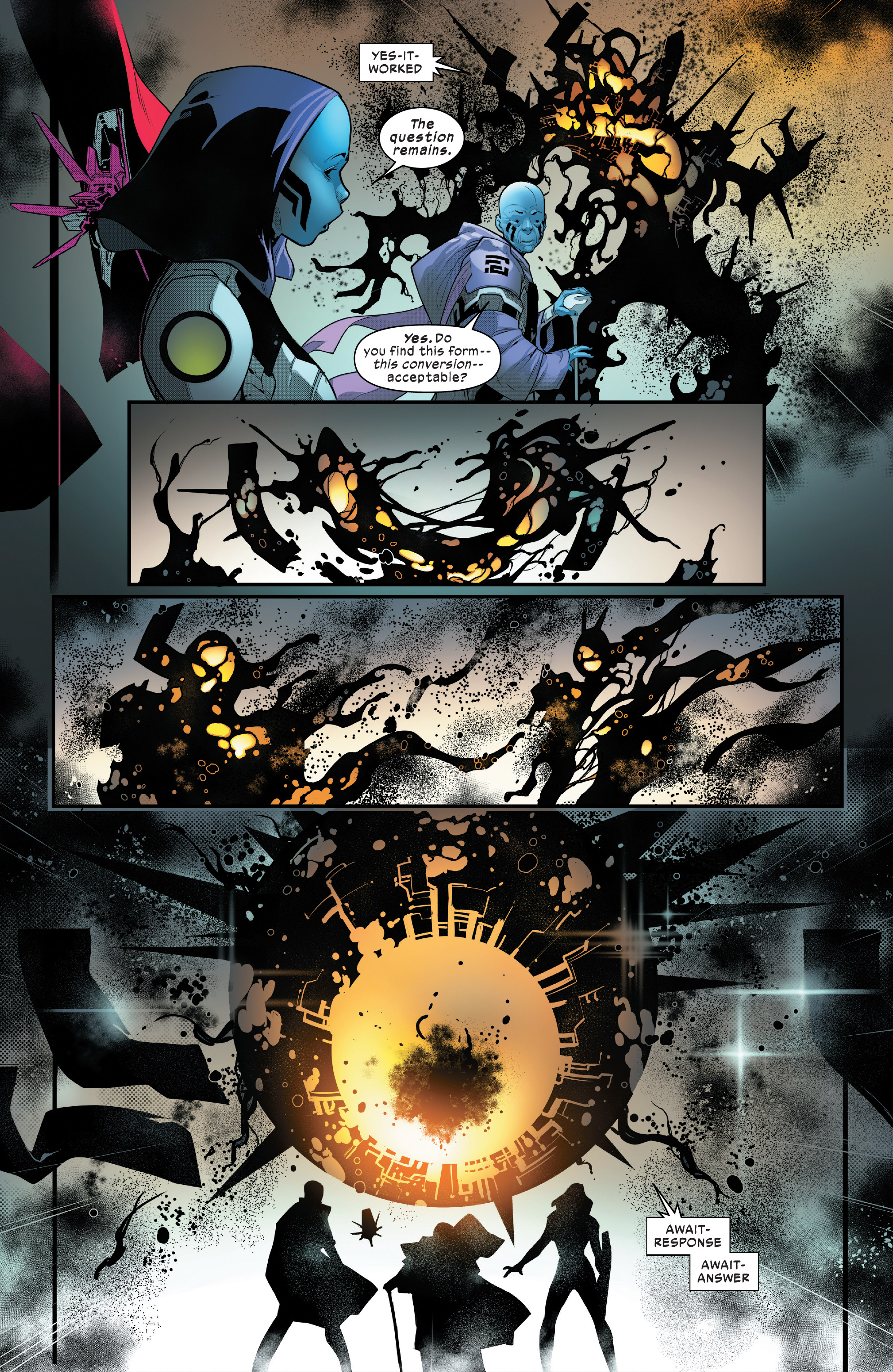 House of X and Powers of X and Hickman - Imaginary Wars