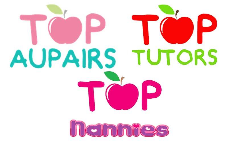 Top Aupairs logos