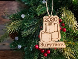 2020 Survivor Christmas Ornament
