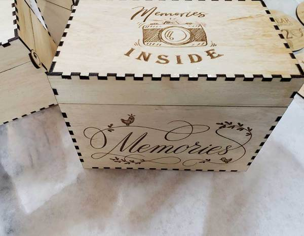 Photo Box For Pictures