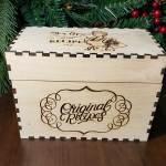 Engraved Recipe Box