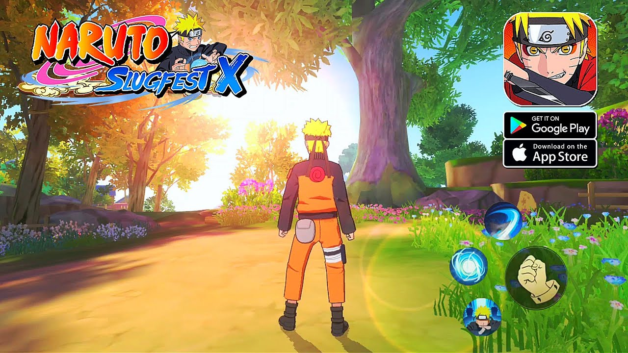 Naruto Slugfest X