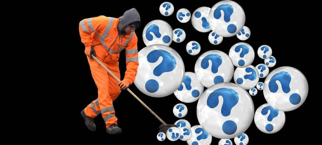 question-mark-cleaning-man