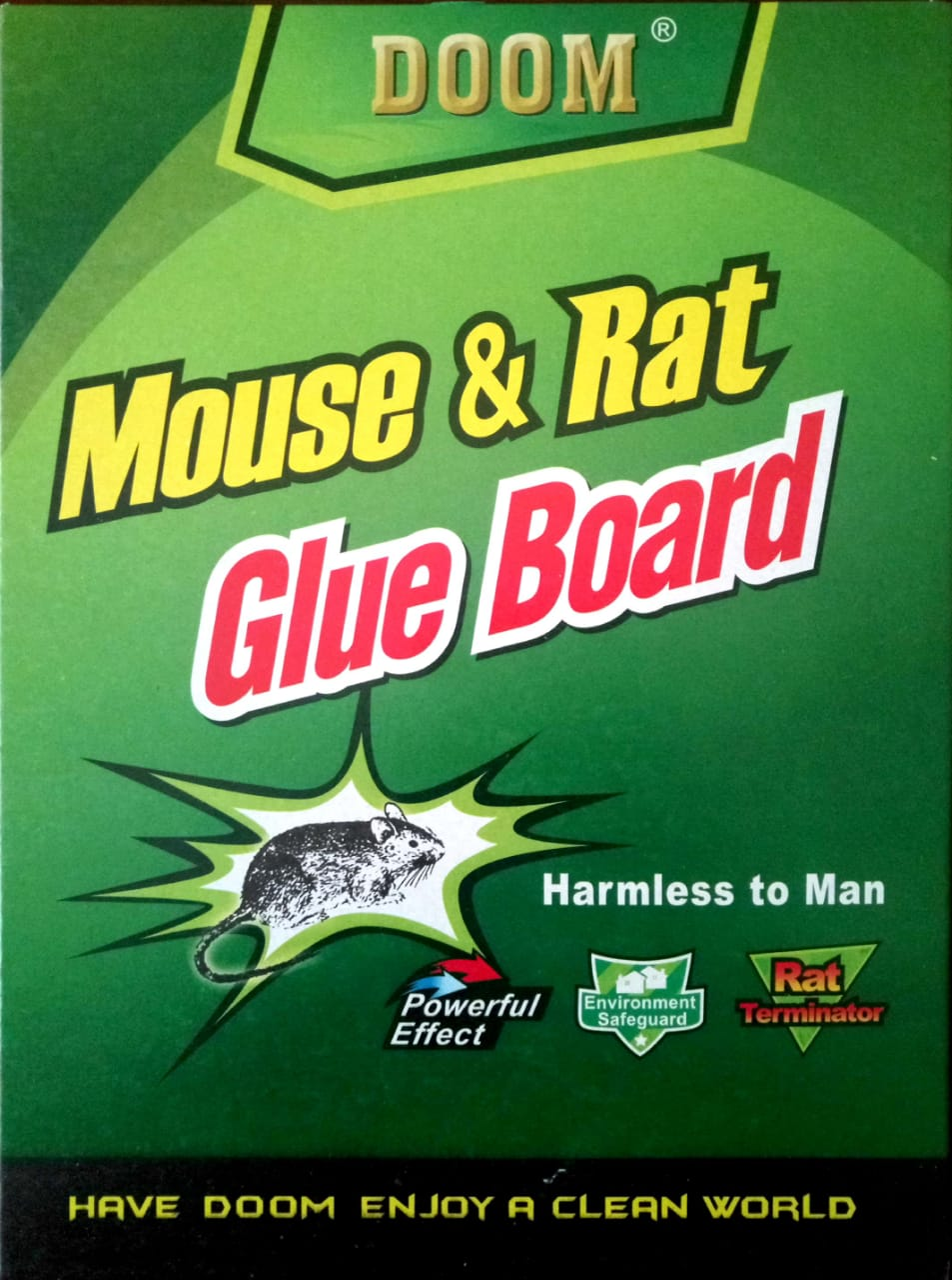 mouse-rat-glue-board