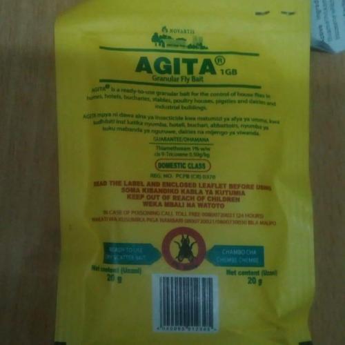 Agita 1GB Fly Bait(20g)