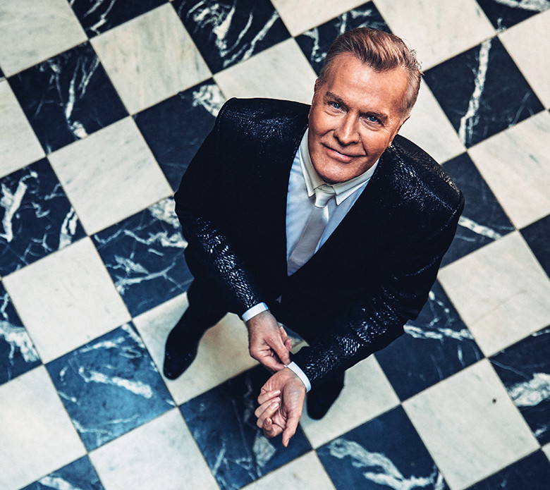 Eighties stars like ABC's Martin Fry will be performing live