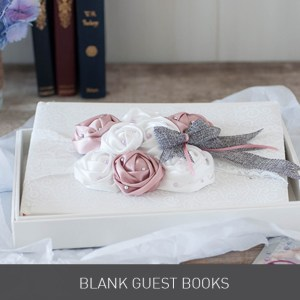 Blank Guest Books