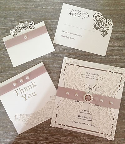 2014 winners imagine diy the choice of colours and embellishments work so perfectly with the laser cut wedding stationery well done carla thanks for sending through such stopboris Gallery