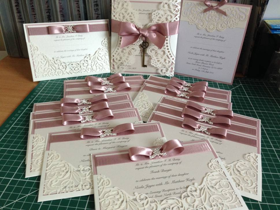 By invitation only by vanessa batty november competition winner by invitation only by vanessa batty november competition winner wedding stationery blush invitations stopboris Gallery