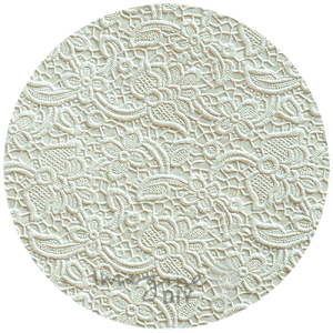 Luxury Lace Embossed Paper Pearl, Lace effect paper. Ivory textured paper with lace effect pattern. Vintage, DIY wedding stationery supplies