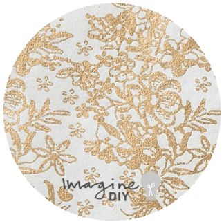 white and gold lustre paper. Decorative paper in white with a metallic gold pattern. DIY wedding stationery and craft supplies. Pretty paper for decorating wedding invitations.
