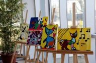 painting display