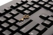 key on keyboard