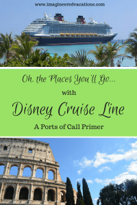 Oh, the Places You'll Go with Disney Cruise Line