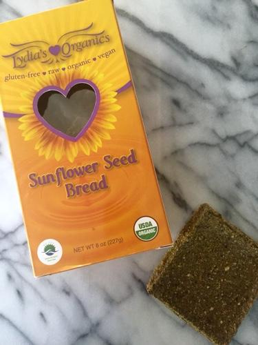 Lydias Sunflower Seed Bread