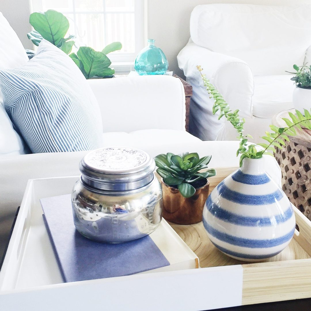 Easy, breezy summer home decorating ideas