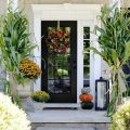 25 Fresh Fall Porch Ideas