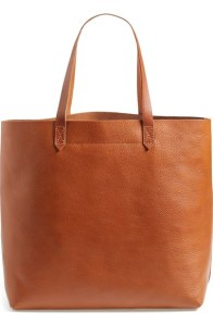 Leather Tote Image