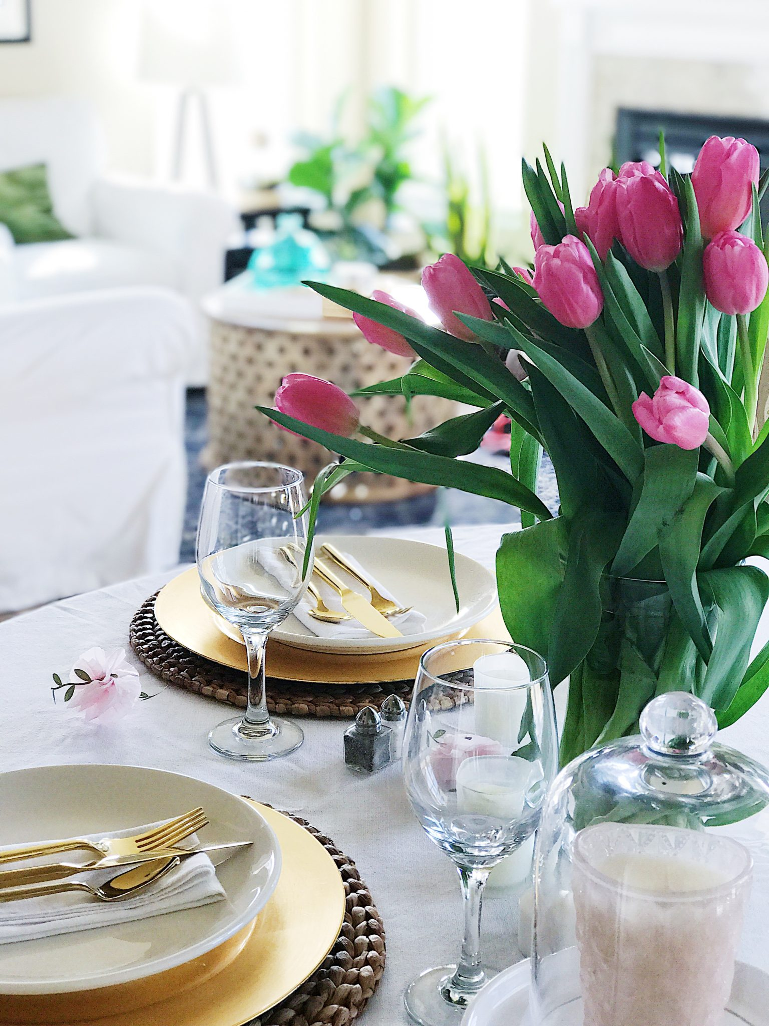 Kitchen Table Setting Beautiful Valentines Day Table Setting Ideas Jane At Home