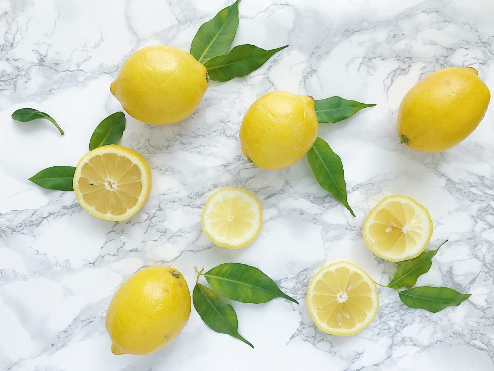 Green Cleaning with Lemon Essential Oil-Jane at Home
