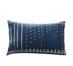 Indigo Pillow Cover Image