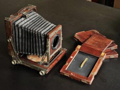 Nossa nova câmera de campo 4.75×6.5″