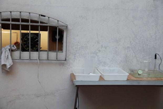 """Indo para fora do lab, a céu aberto, para fazer as coisas mais """"esquisitas"""". Foto de Ligia Minami."""