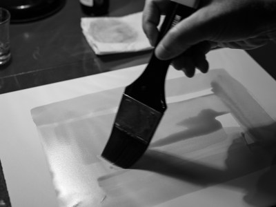 Impressão com Platina/Paládio <br />com Leonardo Bittencourt