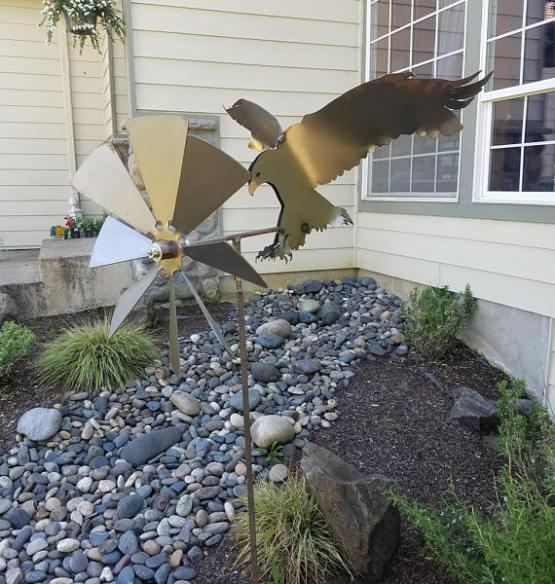 Wind Spinner USA