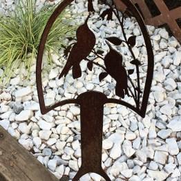 Shovel Art Garden Decor