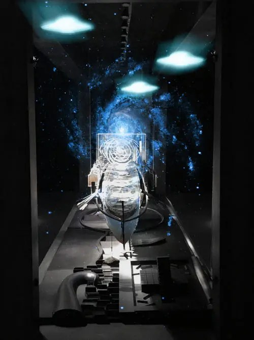 Imagine Museum Augmented Reality